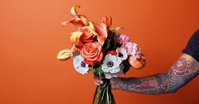 En San Valentín el amor está en las flores